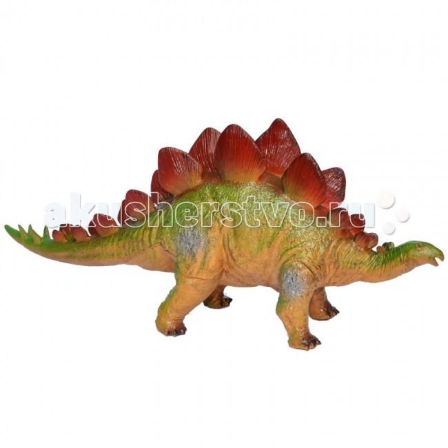 цены Игровые фигурки Megasaurs (HGL) Фигурка динозавра Стегозавр