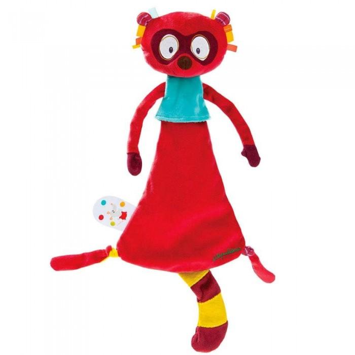 Купить Мягкие игрушки, Мягкая игрушка Lilliputiens обнимашка Лемур Джордж