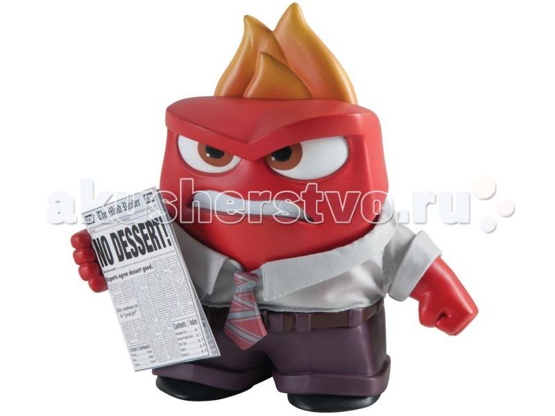 Игровые фигурки Inside Out Головоломка Фигурка Гнев 16 см