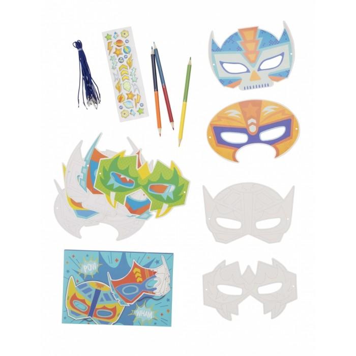 Tiger Tribe Набор для создания масок Время героев
