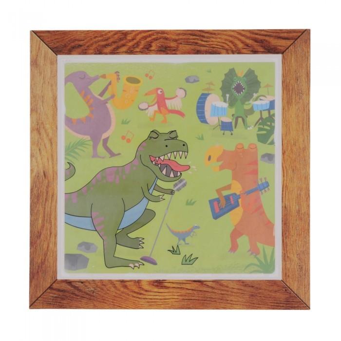 Картинка для Раскраска Tiger Tribe Набор для рисования водой Динозавры