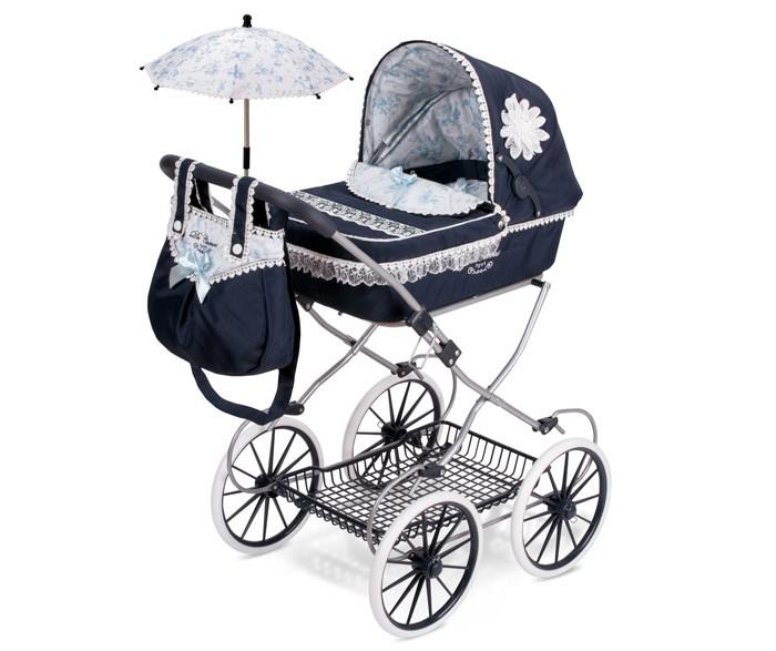 Купить Коляски для кукол, Коляска для куклы DeCuevas с сумкой и зонтиком серии Романтик 81 см