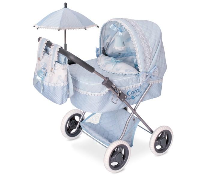 Купить Коляски для кукол, Коляска для куклы DeCuevas с сумкой и зонтиком серии Кэрол 60 см