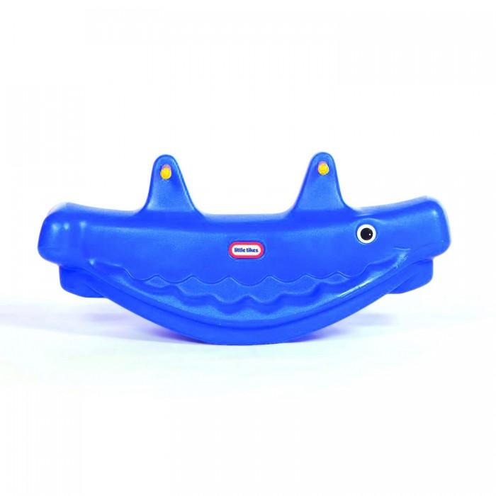Качалка Little Tikes Кит 4879LКит 4879LКачалка Little Tikes Кит 4879L - используется для игры детей на открытом воздухе и в помещении.   Качалка оборудована широкими сиденьями, подставкой для ног и удобными ручками.  Одновременно на ней могут расположиться от 2-х до 3-х человек.<br>