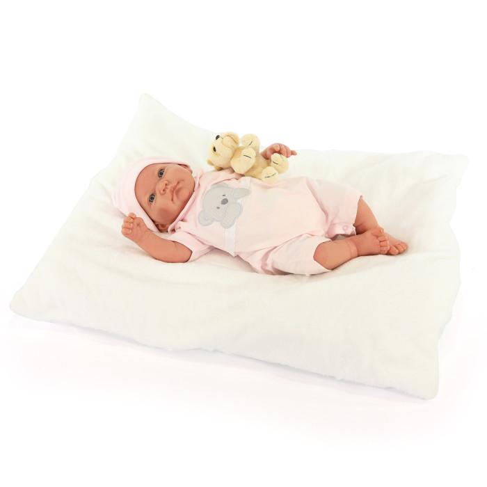 Фото - Куклы и одежда для кукол Munecas Antonio Juan Кукла Реборн младенец Ника 40 см куклы и одежда для кукол munecas antonio juan кукла реборн моника в розовом 52 см