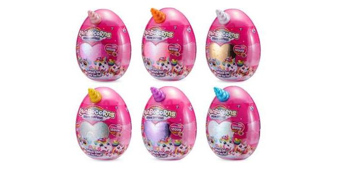 Купить Игровые фигурки, 1 Toy Zuru Игрушка плюш-сюрприз RainBocoRns в яйце Т15683А