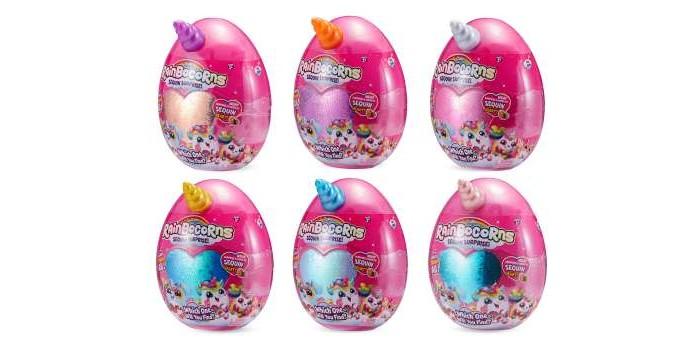 Купить Игровые фигурки, 1 Toy Zuru Игрушка плюш-сюрприз RainBocoRns в яйце Т15683В