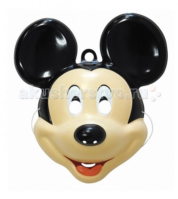 Товары для праздника Disney Маска Микки Маус фигурки disney traditions фигурка микки и минни маус с колокольчиками с рождеством