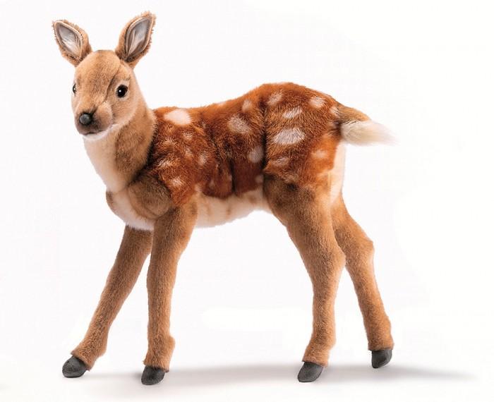 Картинка для Мягкая игрушка Hansa Олененок стоящий 35 см