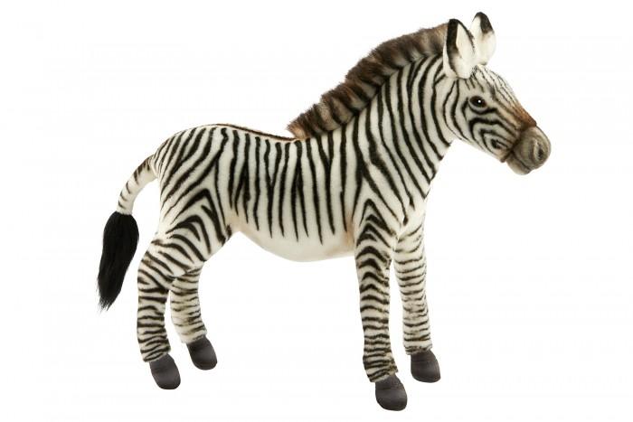 Мягкая игрушка Hansa Зебра Греви 32 см