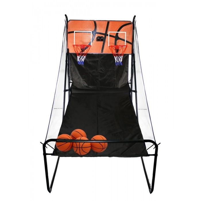 Midzumi Баскетбольная электронная стойка с двумя кольцами