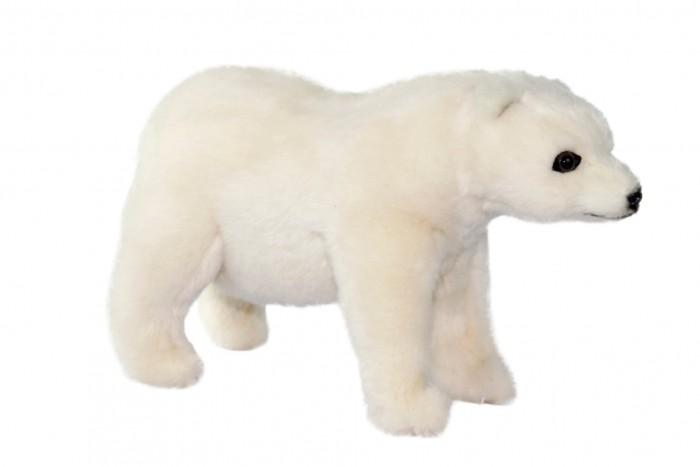 Мягкая игрушка Hansa Полярный медведь стоящий 30 см