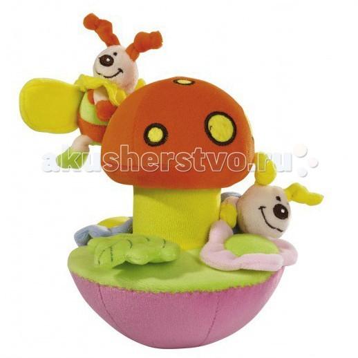 Мягкие игрушки Simba ABC Грибок simba abc кубики