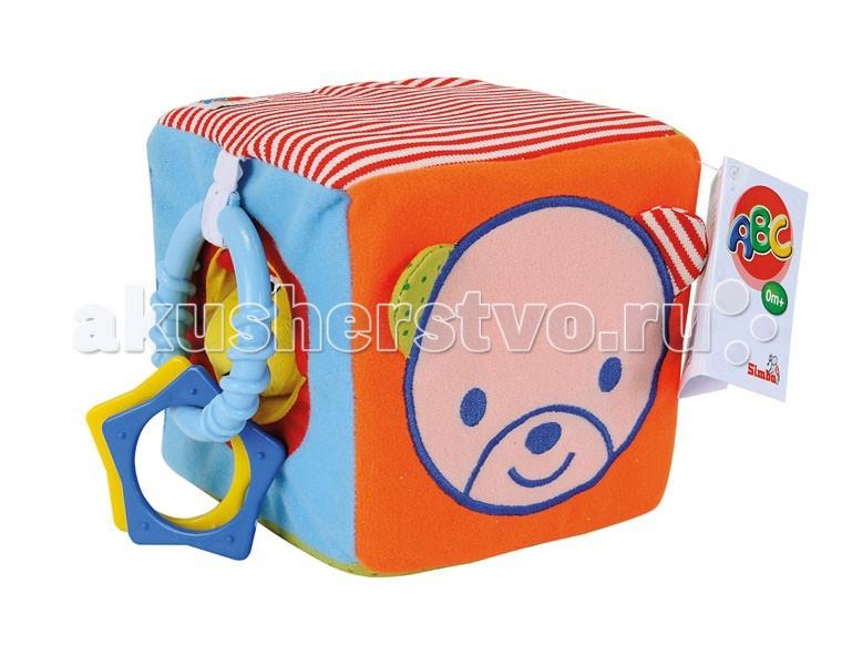 Мягкие игрушки Simba ABC Кубик мягкая игрушка simba грибок 4015441