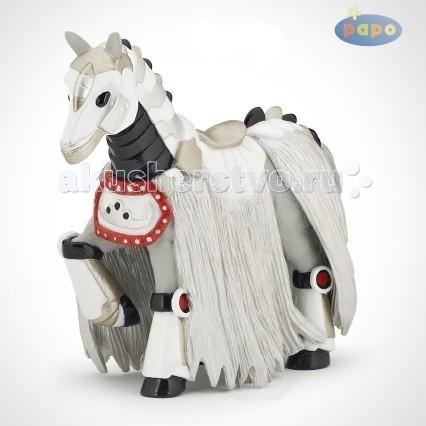 Игровые фигурки Papo Игровая фигурка Конь Воина Кибер рыцаря орчи э клятва рыцаря