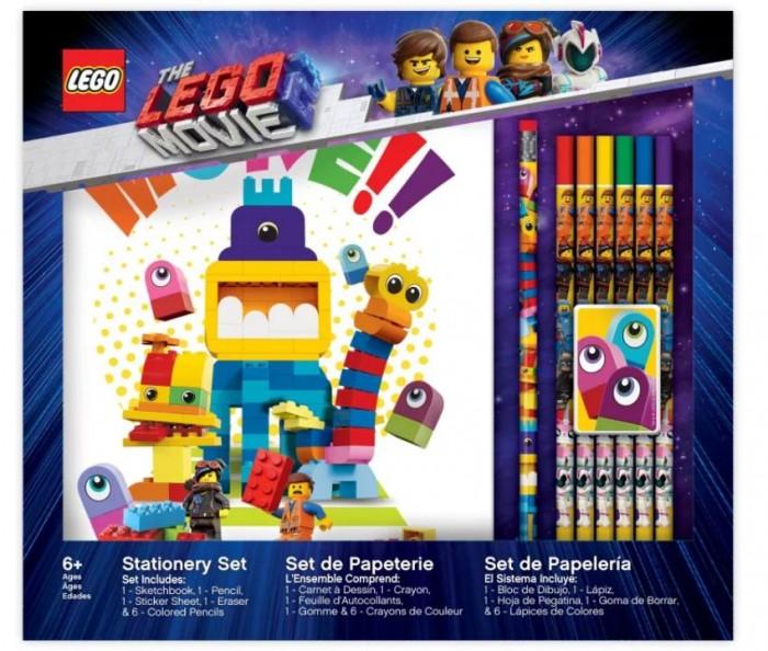 Lego Канцелярский набор для рисования Movie 2 Duplo 10 шт. от Lego
