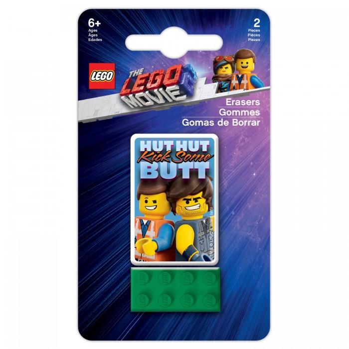 Канцелярия Lego Набор ластиков Movie 2 Galactic Duo 2 шт. rinak duo page 2