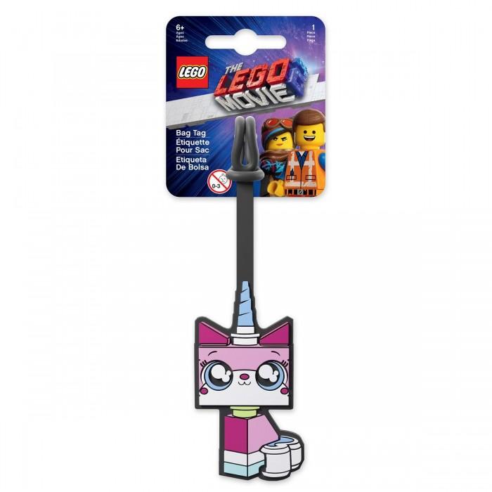 Детские чемоданы Lego Бирка для багажа Movie 2 Unikitty lego бирка для багажа lego star wars movie 2 дупло