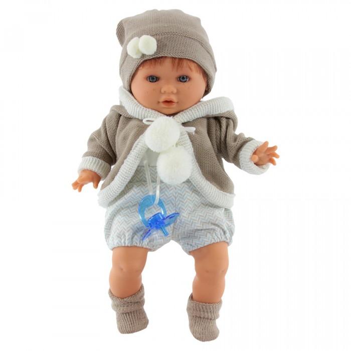 Купить Куклы и одежда для кукол, Munecas Antonio Juan Кукла Ник плачущая 27 см 1332B