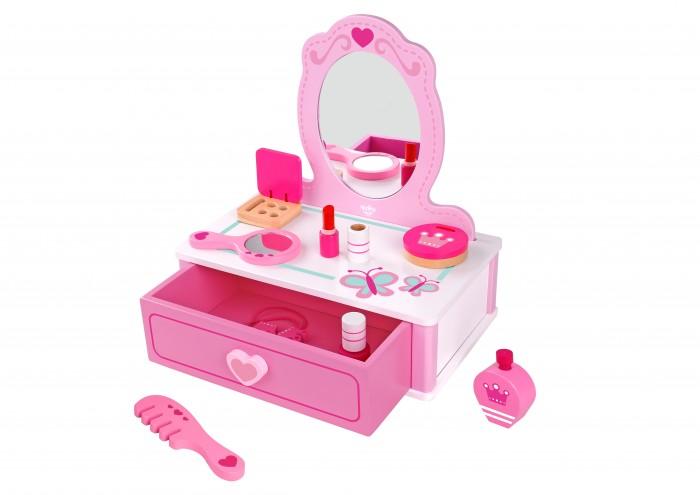 Деревянная игрушка Tooky Toy Набор Красавица TKI056