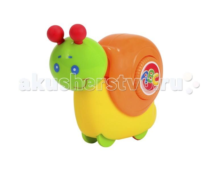 Интерактивные игрушки Simba ABC Улитка функциональная интерактивные игрушка