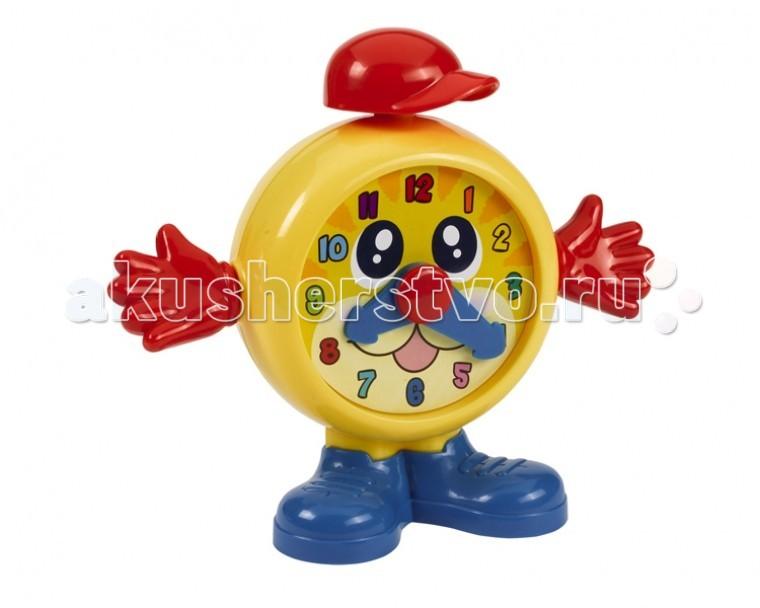 Развивающие игрушки Simba ABC Веселый будильник simba abc кубики