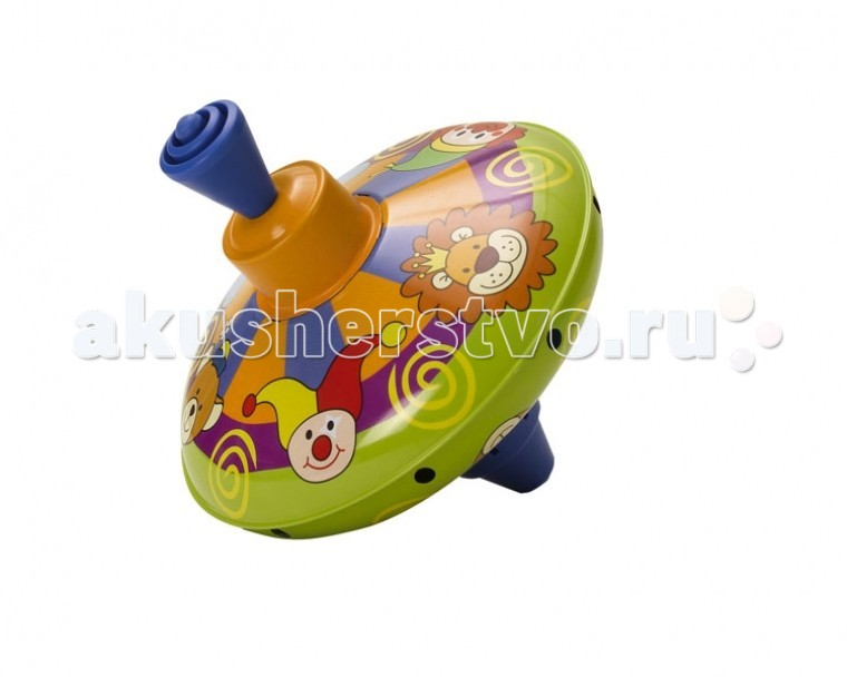 Развивающие игрушки Simba Заводная игрушка ABC Юла