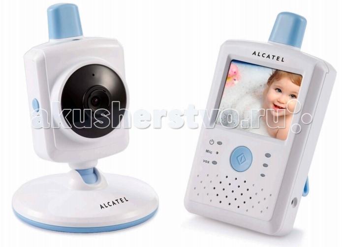 Alcatel Видеоняня Baby Link 500Видеоняня Baby Link 500Alcatel Baby Link 500 — это высококачественная видеоняня, которая поможет вам повысить безопасность вашего малыша. Данный аксессуар сделает жизнь мамы намного спокойнее, ведь она всегда будет в курсе что делает ее ребенок. Данная модель имеет датчик температуры, функцию автоопределения голоса и режим ночного видения. Alcatel Baby Link 500 поддерживает до 8 видеокамер. Модель так же включает в себя возможность проигрывания одной из трех колыбельных песен.  Диапазон частот: 2.4 ГГц Автоматический выбор канала Радиус действия на открытом пространстве: 300 м Дальность действия в помещении: 30 м Сенсорный экран размером 2.4 Частота кадров: 20 кадров в секунду Возможность выбора отображаемого участка и угла наклона вручную Двусторонняя связь Настройка чувствительности Источник питания родительского блока: аккумулятор,от сети Источник питания детского блока: от сети Автоопределения звука голоса (VOX) 3 колыбельных песни Датчик температуры Режим ночного видения Поддержка до 8 камер Питание приемника: от аккумулятора<br>