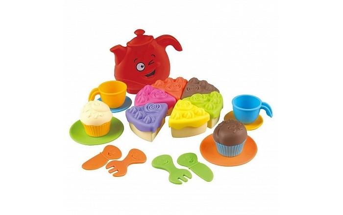 Купить Игровые наборы, Playgo Игровой набор для чаепития Play 2411
