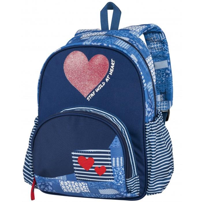 Купить Школьные рюкзаки, Target Collection Рюкзак малый Дикое Сердце