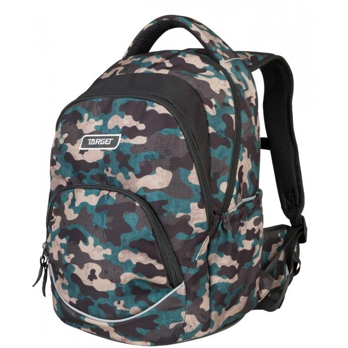 Школьные рюкзаки, Target Collection Рюкзак Камуфляж меланж  - купить со скидкой