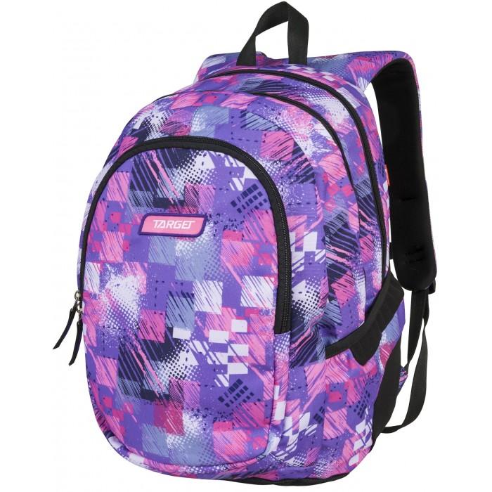 Купить Школьные рюкзаки, Target Collection Рюкзак 3 zip Yo