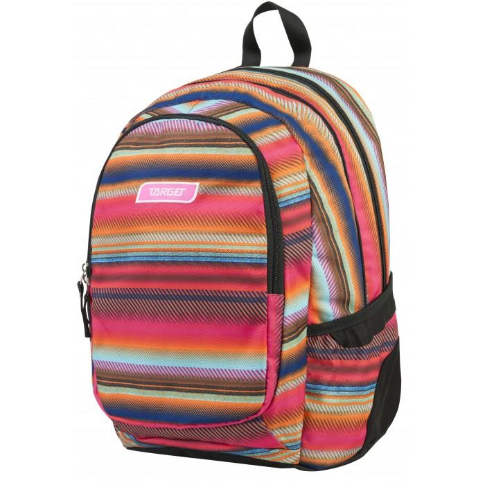 Купить Школьные рюкзаки, Target Collection Рюкзак 3 zip Allover 4