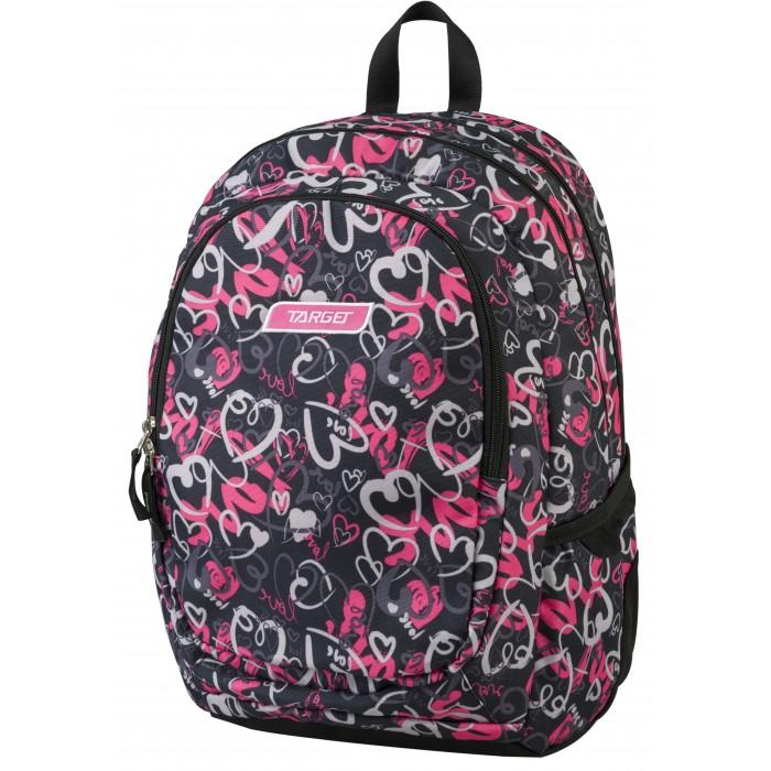 Купить Школьные рюкзаки, Target Collection Рюкзак 3 zip Allover 6