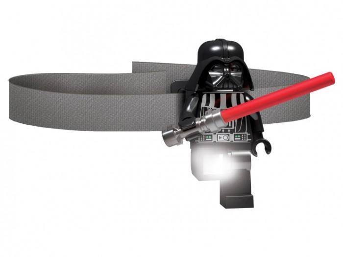 Конструктор Lego Star Wars Налобный фонарик Darth Vader LGL-HE31