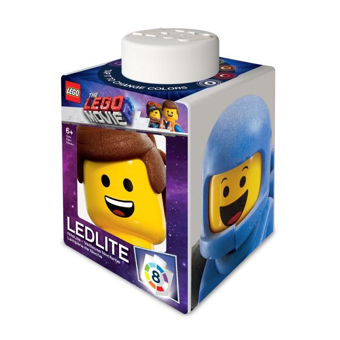 Ночники Lego Movie 2 Фонарик силиконовый Boys