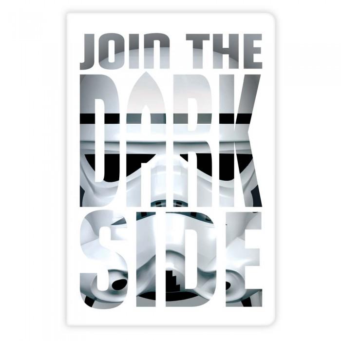 Тетради Lego Star Wars Книга для записей Stormtrooper (96 листов, линейка)