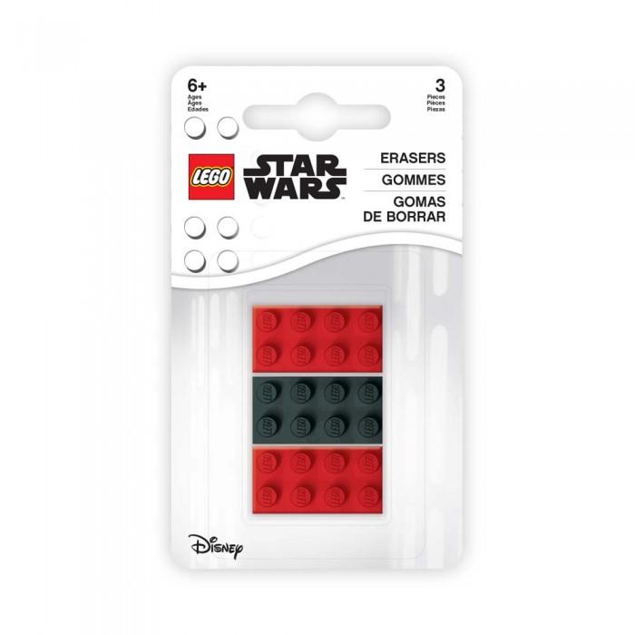 Купить Lego Star Wars Набор ластиков 3 шт. в интернет магазине. Цены, фото, описания, характеристики, отзывы, обзоры