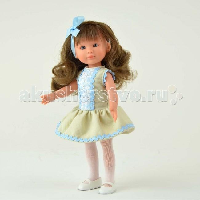 ASI Кукла Селия 30 см 162000Кукла Селия 30 см 162000Кукла ASI Селия 30 см 162000 У куклы очень красивое миловидное личико, длинные волосы. Ее можно купать и делать всевозможные прически.  Кукольный Дом ASI занимается производством кукол с 1942 года, поэтому качество этих кукол этого испанского производителя находится на высочайшем уровне. Волосики не лезут. Винил абсолютно безопасен и обладает лучшими характеристиками.  Компания ASI огромное внимание уделяет каждой детали в образе кукол. Вот почему одежда всегда выполнена из качественных дорогих материалов. Все строчки - обработаны оверлоком. Для удобства и безопасности детей в одежде используются липкие застежки.  Эта куколка Селия из новой коллекции одета в изысканное платье, выполненное в пастельных тонах, так удачно контрастирующих с ее темными волосами. Волосы украшены голубой лентой.  Особенности: Пупсик ASI сделан очень качественно.  Без запаха.  Производство Испания. Используется безопасный твердый винил.  Видна прорисовка мельчайших подробностей тела, рук и ног.<br>