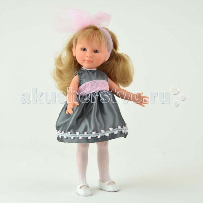 ASI Кукла Селия 30 см 162020Кукла Селия 30 см 162020Кукла ASI Селия 30 см 162020   Утонченная фигурка, исключительного качества винил, длинные волосы, приближенные по качеству к натуральным - эта куколка нравится буквально всем девочкам.  Рост куколки 30 см. У нее длинные ровные ножки. Очень выразительное миловидное личико.  Одета Селия в красивое платье, выполненное из дорогих материалов, колготки и туфельки. Платье украшено розово-дымчатым бантом. Такой же бант красуется на голове у куколки.   Особенности: Пупсик ASI сделан очень качественно.  Без запаха.  Производство Испания. Используется безопасный твердый винил.  Видна прорисовка мельчайших подробностей тела, рук и ног.<br>