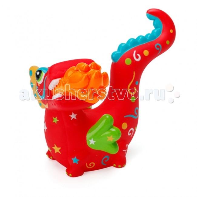 Игрушки для ванны ПОМА Игрушка для купания Тусики Дракон детская игрушка для купания new 36 00