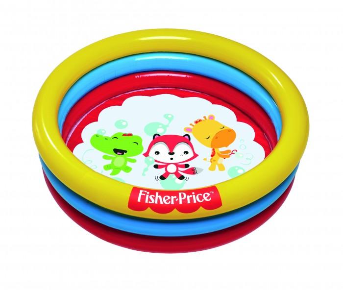 Бассейн Bestway Fisher Price 91х25 см