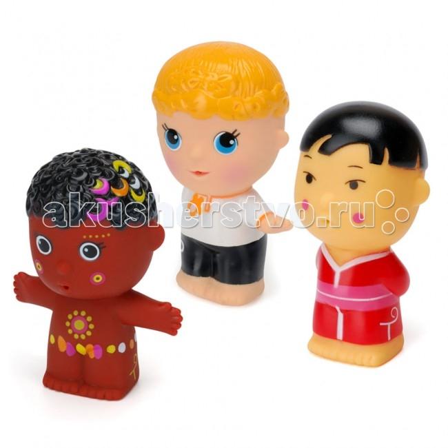 Игрушки для ванны ПОМА Игрушка для купания Тусики Мальчики детская игрушка для купания new 36 00
