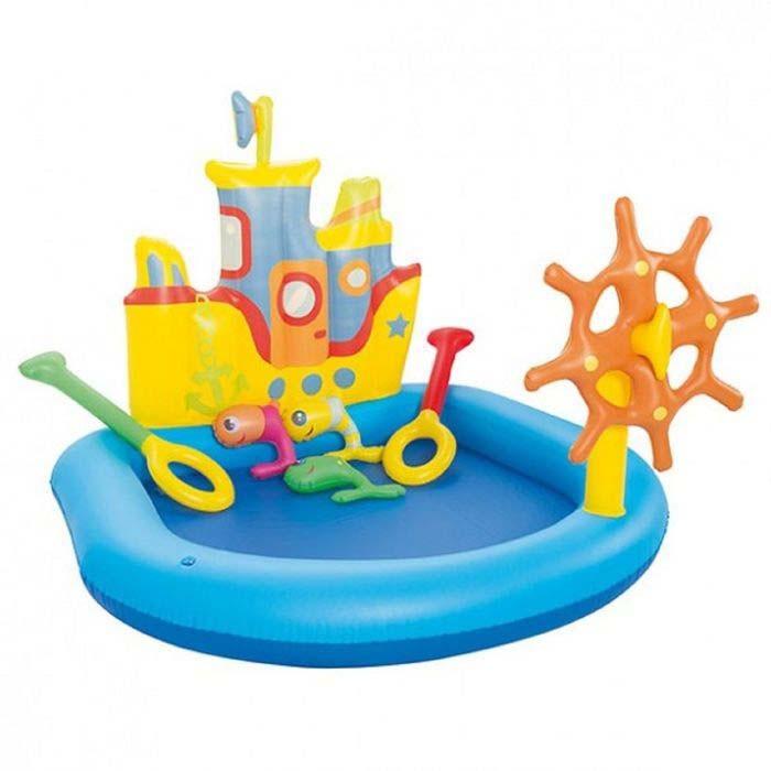 Bestway Игровой бассейн Кораблик бв52211