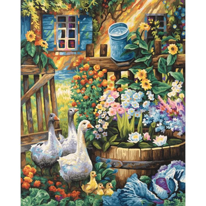 Картины по номерам Schipper Картина по номерам Палисадник 40х50 картины в квартиру картина etude 2 102х130 см