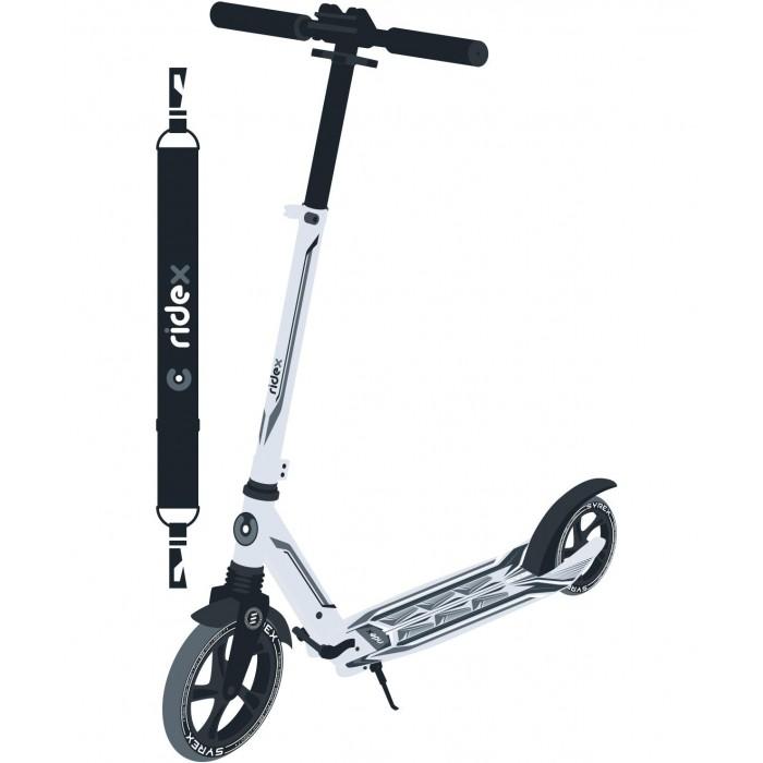 Купить Двухколесный самокат Ridex Syrex 230/200 мм в интернет магазине. Цены, фото, описания, характеристики, отзывы, обзоры