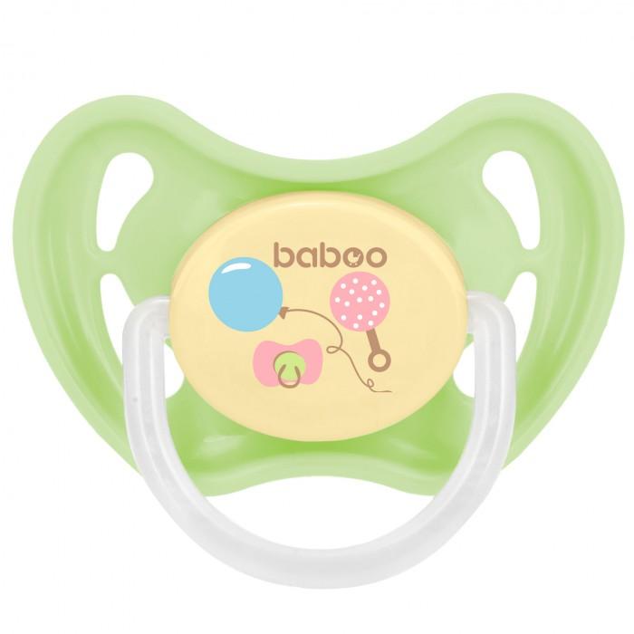 Купить Пустышка Baboo Соска Baby Shower круглая латексная ночная 6+ мес. в интернет магазине. Цены, фото, описания, характеристики, отзывы, обзоры