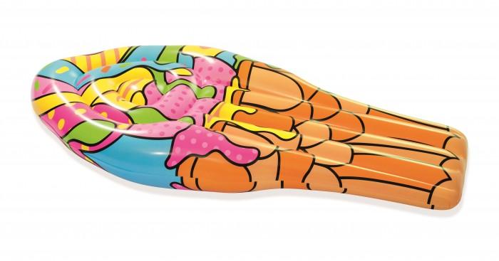 Bestway Надувной матрас для плавания Поп-арт Мороженое от Bestway