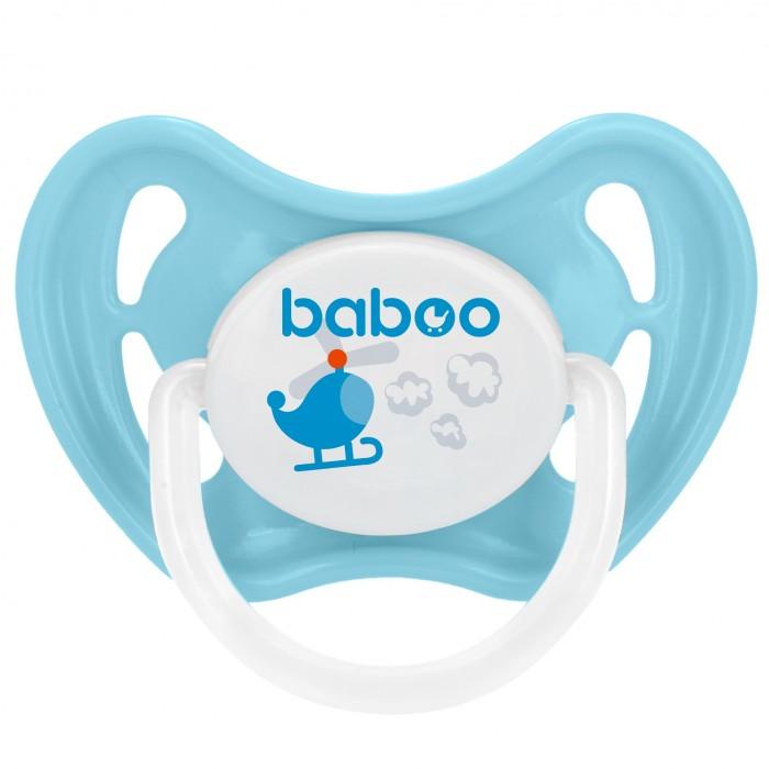 Купить Пустышка Baboo Соска Tansport латексная круглая 6+ мес. в интернет магазине. Цены, фото, описания, характеристики, отзывы, обзоры
