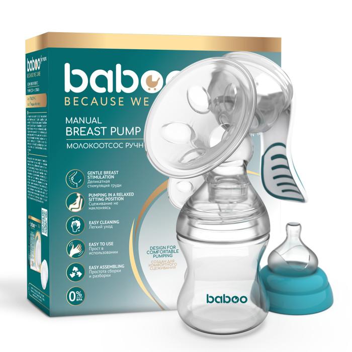 Baboo Молокоотсос ручной от Baboo